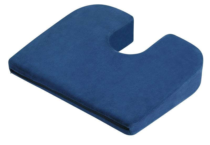 cuscino coccige per sedia ufficio